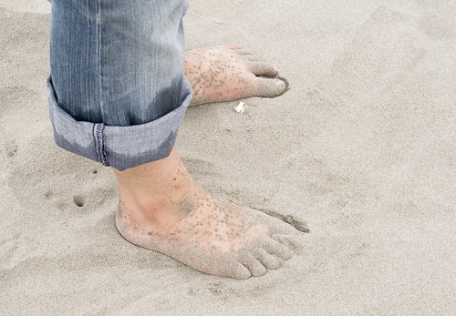 Photo: Sandy Feet