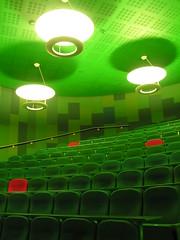 Blizard Building lecture theatre