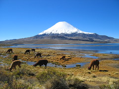 Parinacota - by mtchm