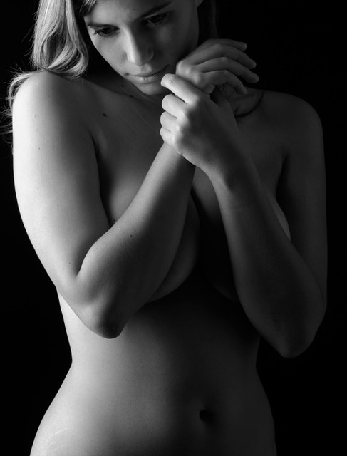 nude photo - The Doubt by Angelicatas