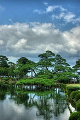 Kenroku landscape garden 05 (Sakura0213) Tags: garden hdr kenrokuen landscapegarden photomatix japanhdr
