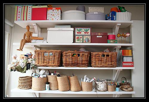 My sewing & crafting studio por Craft & Creativity.