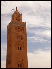 Minarete de La Koutubia - Marrakech (jose_miguel) Tags: jose miguel spain españa canon digital ixus 55 koutubia minarete mezquita marrakech marruecos morocco maroc torre simbolo islam muslim arab musulmán marraquech mosquee arabe marrakesh rigotag