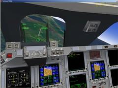 Orbiter 2006 P1 Atlantis VC #1