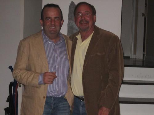 Pat Phelan & me