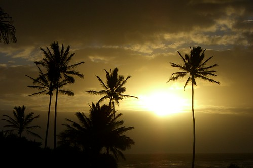 Kauai Sunset by 808Talk, on Flickr