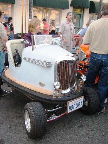 HOT IDEA - Bumper  Car - No Longer Street Legal