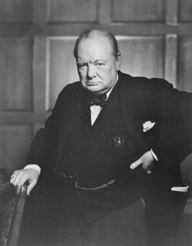 churchill_karsh_photo