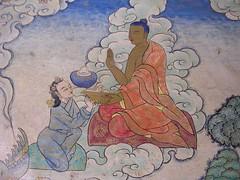 Buddha (sunsnake159) Tags: gompa sakya