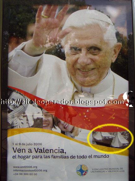 El Papa y la Copa América