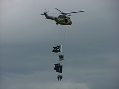 Helicopter Fly Past on Pakistan Day (Faisal.Saeed) Tags: pakistan faisal helecopter islamabad faisalsaeed