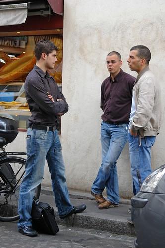 street people man paris france sexy male men masculine w handsome uomo mens homme uomini mannen