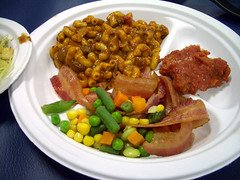 My Lunch Plate (Telstar Logistics) Tags: fleetweek ussnimitz cvn68 fleetweek2006