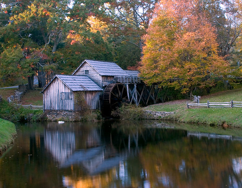 Mabry Mill VI Virginia