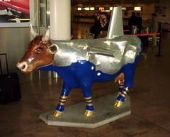 Cyborg cow