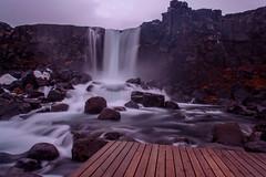 Öxarárfoss (Steve_McCaul) Tags: beginnerdigitalphotographychallengewinner
