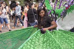 green skirt (Mark Rigler UK) Tags: portrait beautiful school samba notting hill carnival 2016 london england party street girl dance festival carribean parade music bass candid people brazilian costume ladbroke grove westbourne sony rx10 mark rigler