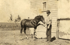How do you do Dicky? (Randall Graves) Tags: 1922 dicky harrygraves
