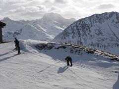 Albonagrat View 5 (Paul Hickman) Tags: mountain snow stanton stuben albonagrat nicktowers