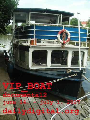 documenta12_vipboat