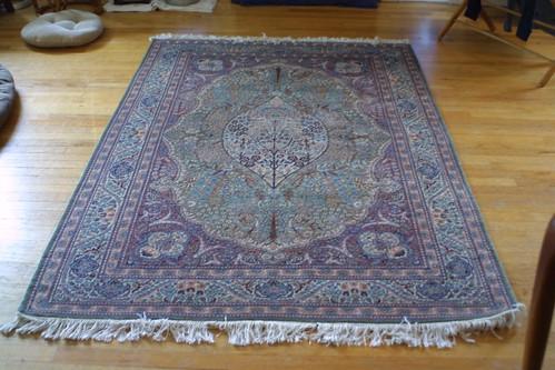 New Oriental Rug