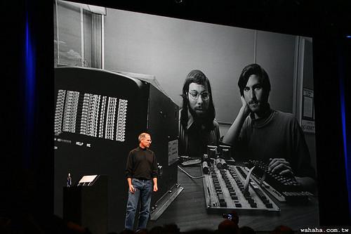 Steve Jobs @ Macworld 2007 Keynote