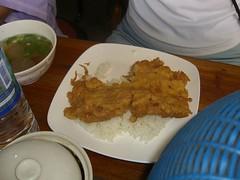 Thai Omlette