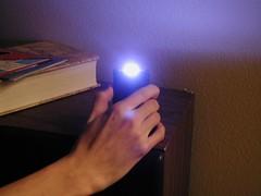 gun electricity spark stun olympusc3000z