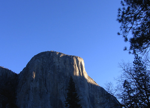 El Capitan at dawn