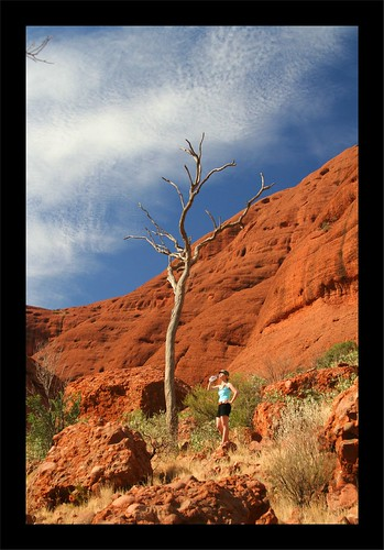 The Olgas - Valley of Winds Walk