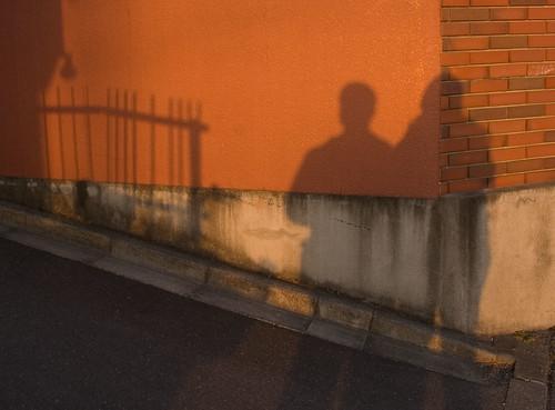 shadow corner