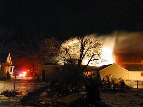 Monmouth Fire 28 Jan 2007.004