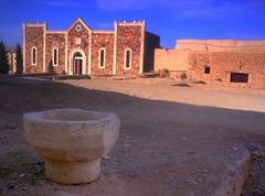 Repost (abeedo) Tags: monastery syria abd elian   abdo  ourtrips qaryatein  stelianmonastery stelianmoanstery