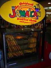 Jamaican patties in Manila