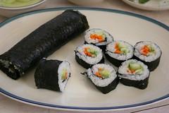 Cut Sushi