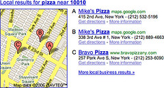 Google Local - No Reviews