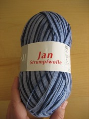 Jan sock yarn