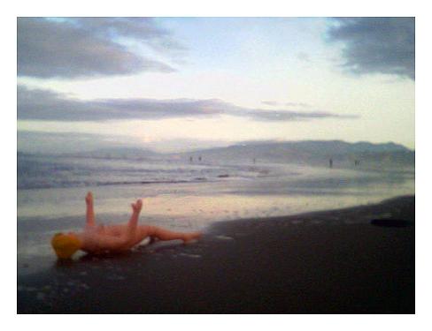 ocean beach mermaid