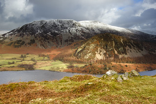 The Climb Above Ennerdale
