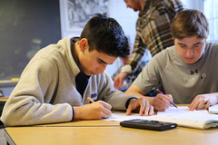IMG_7084 (proctoracademy) Tags: academics algebra2 classof2019 math shivakumarneal
