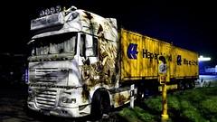 D - Roland Graf DAF XF 105 SSC (BonsaiTruck) Tags: airbrush hapag lloyd roland graf daf lkw lastwagen lastzug truck trucks lorry lorries camion caminhoes