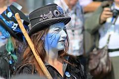 Boggart's Breakfast - Sidmouth Folk Festival, Sidmouth, Devon - Aug 2017 (Dis da fi we) Tags: boggart boggarts breakfast siodmouth folk festival morris men dance dancers
