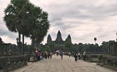 Angkor Wat (hasor) Tags: siem reap cambodia southeastasia angkor wat temple old ancient