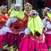 Huaraz healthcare parade