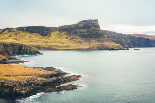 Waterstein Head and Ramasaig Cliffs.