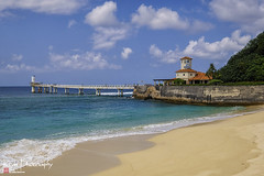 FXT28199 (kevinegng) Tags: japan 日本 沖繩 busenamarinepark ブセナ海中公園 sunnyday clouds underwaterobservatory marinepark beach okinawa landscape