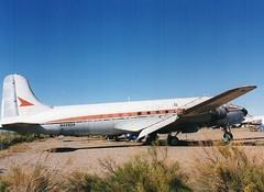 Chandler C-54 (Gerry Rudman) Tags: douglas c54 chandler memorial field arizona us navy 56530 n 44904 biegert aviation