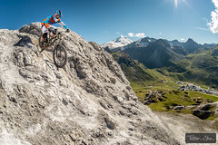 Steep Riding with Nick Gowan (Tristan Shu) Tags: alpes alps espacekilly eté europe fr france nickgowan photography rhonealpes rhônealpes savoie summer tignes tristanshu tristanshuphotography photo wwwtristanshucom été