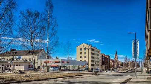 29.4.2018 Sunnuntai Sunday Kemi Lapland Finland