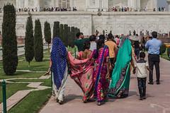 Taj Mahal (cristianfranco) Tags: india hindi taj mahal delhi agra trip travel